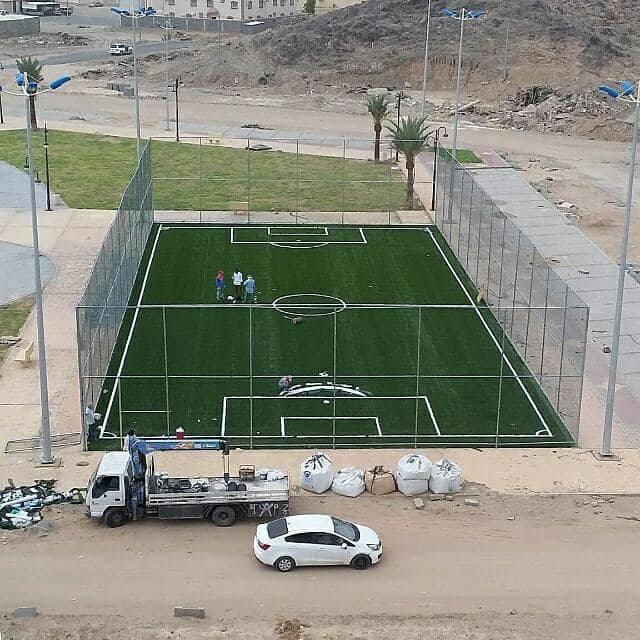 شبوك ملاعب - شبوك اراضي - شبوك الرياض