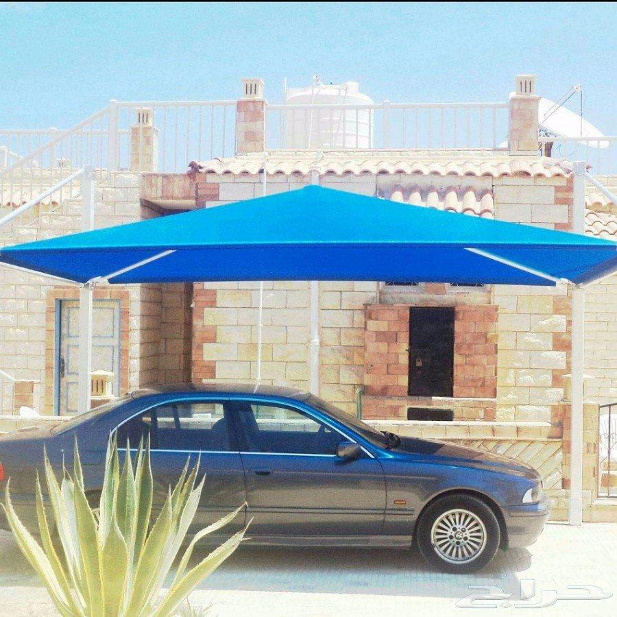 تركيب مظلات سيارات ومدارس في الرياض